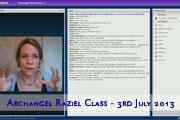 Archangel Raziel Class