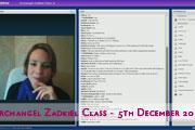 Archangel Zadkiel Class
